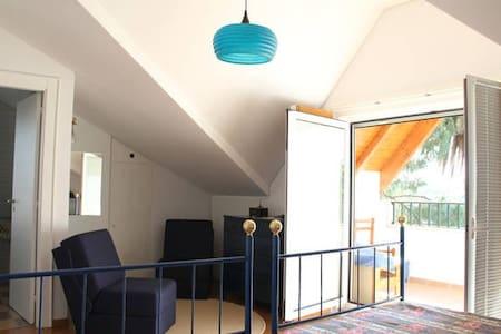 Blue room - Póvoa de Rio de Moinhos