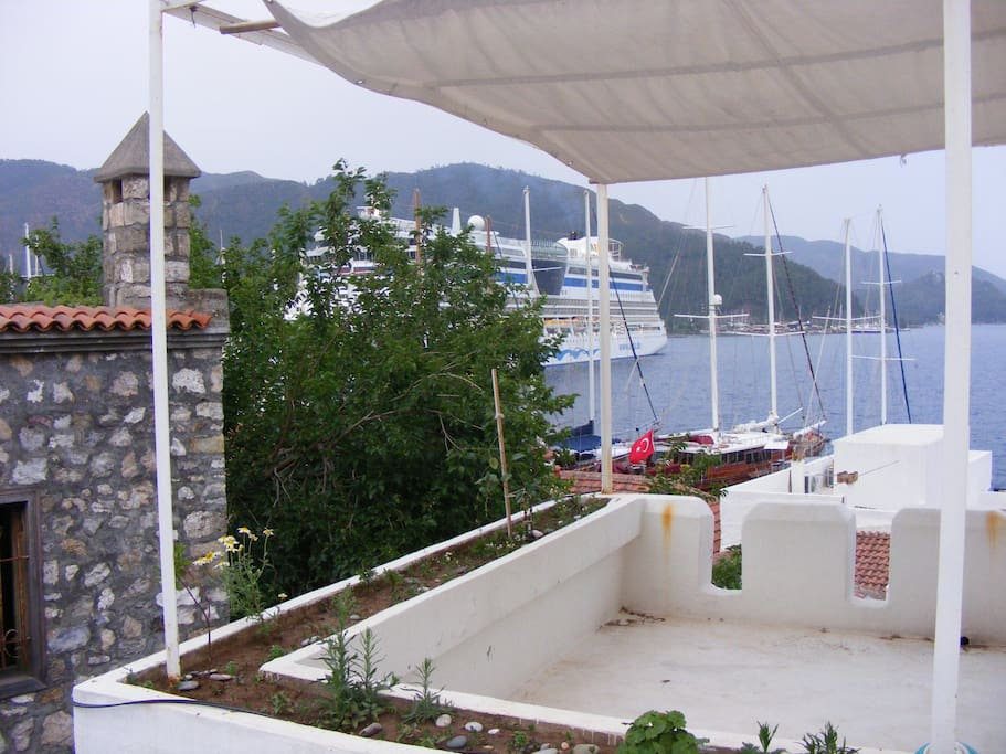 CASTLE MUSEUM STONE HOUSE - Houses for Rent in Marmaris ...