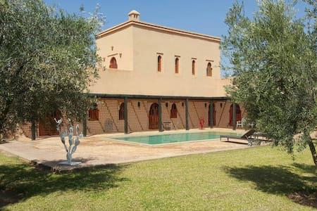 Villa Fatima Ourika - Marrakech