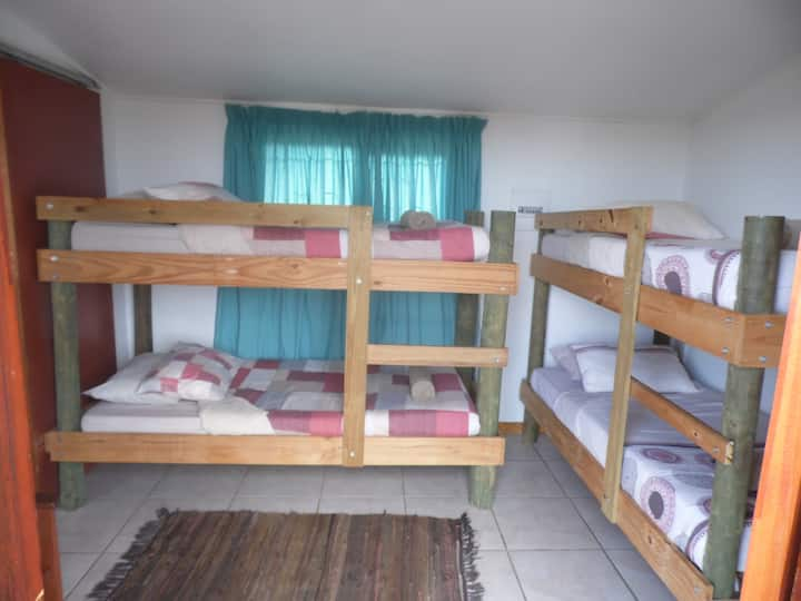 Kudu Backpackers Rooms