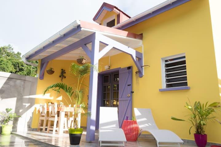 Villa Agnès à Jabrun Morne-à-l'Eau