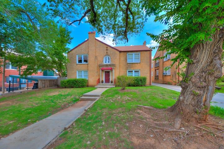 Studio Apt. in Historic Neighborhood - Oklahoma City - Apartament