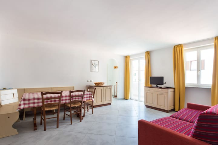 Appartamento luminoso nel verde della Paganella
