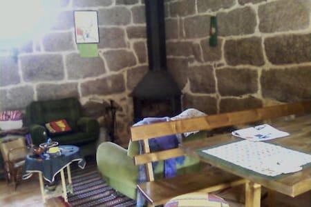 Una casa en Leiro para cualquier momento
