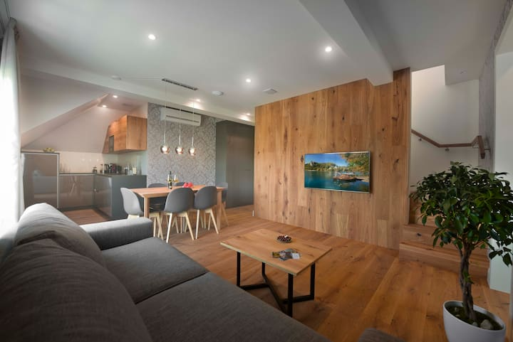 Vila Ula La Luxury apartments Bled, PASSION