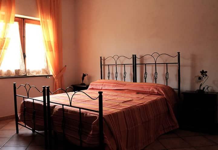 camere  per coppie e famiglie