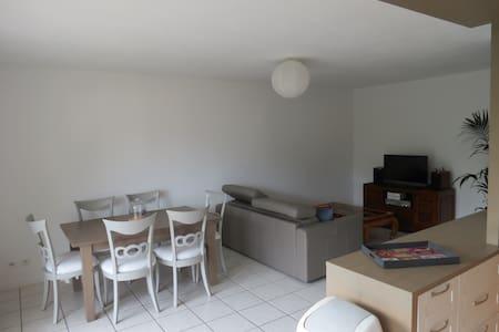 Appartement lumineux avec balcon proches comodités - Sassenage - Huoneisto