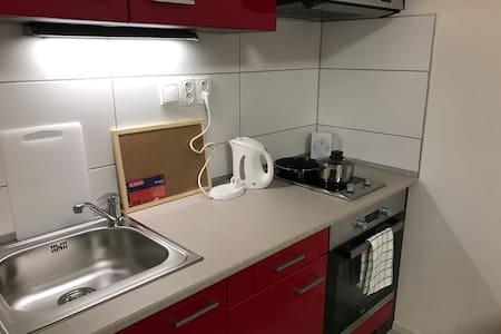 New apartment with parking - Brno - Apartmen perkhidmatan