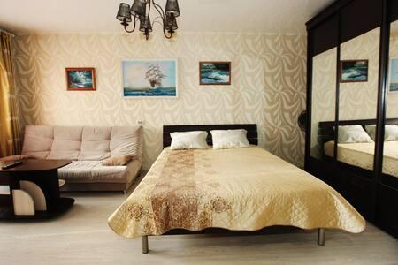 1к квартира в Центральном районе г.Кемерово - Kemerowo - Wohnung