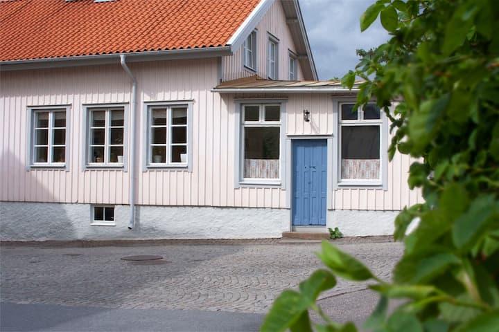 Gästhus i Strängnäs kulturkvarter - mitt i stan