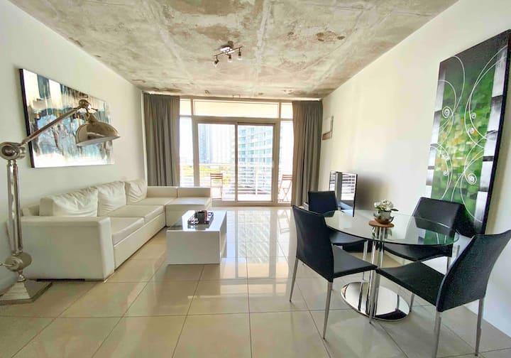 Amazing Apartment in MIAMI DESIGN DISTRIC-WYNWOOD
