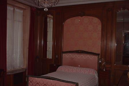 Chambre privée dans un hôtel particulier - Jarnac - Penzion (B&B)