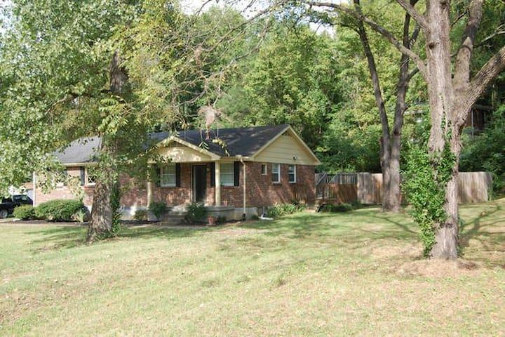 Donelson Hills Mini Hostel ~ Bunk 3 - Nashville - House