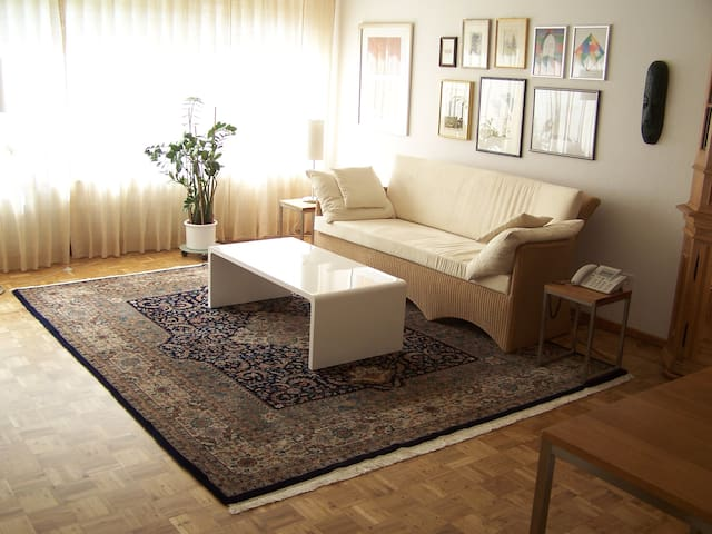 Ferienwohnung unterm Reißenstein - Neidlingen - Lägenhet
