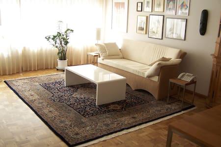Ferienwohnung unterm Reißenstein - Neidlingen - Apartmen
