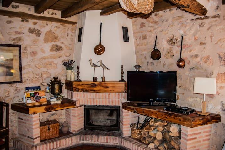 Casa rural La Fuente del Poval.