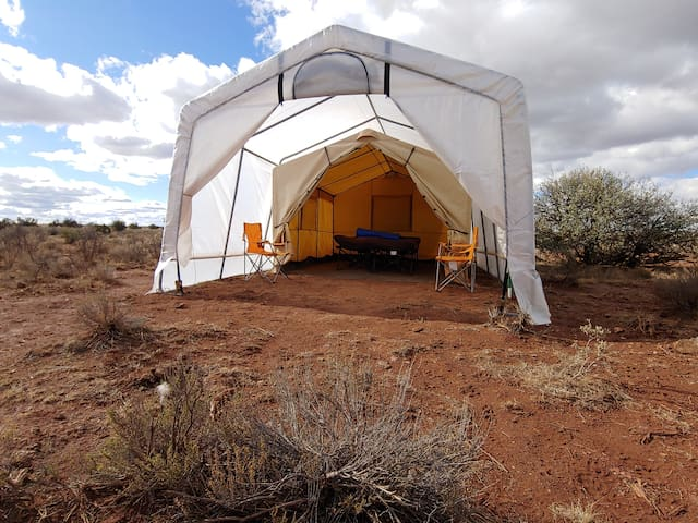 Grand Canyon Heated Cabin Tent
