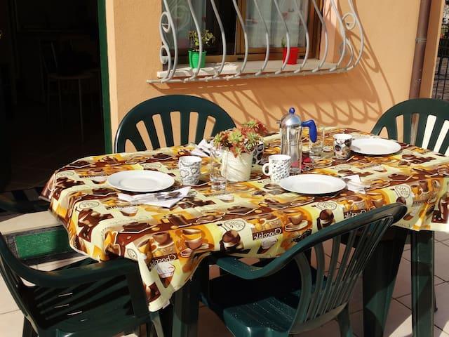 Appartamento a 100mt dal mare! - 100m from the Sea - Porto Potenza Picena