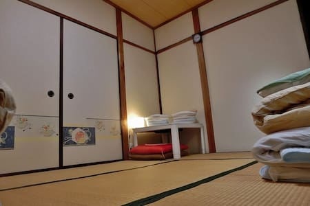 Room A in Saga Arashiyama 嵯峨・嵐山 - Ukyo Ward, Kyoto - House