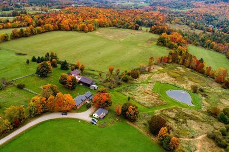Idyllic Vermont Getaway