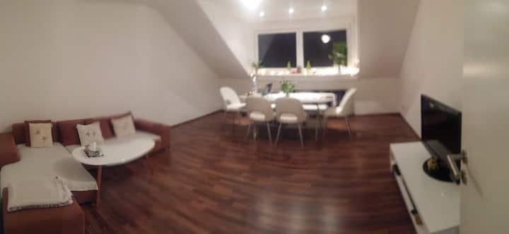 Beautiful 2 Bedroom apartment in Frankfurt