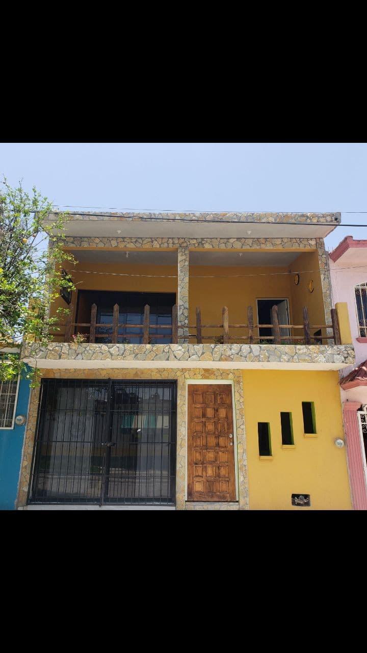 Habitación en zona segura de Tuxtla