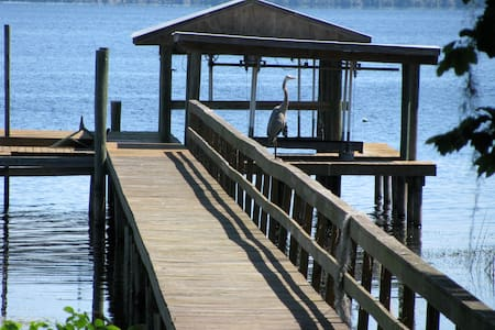 Crescent city Florida Bass Lake B&B - Crescent City