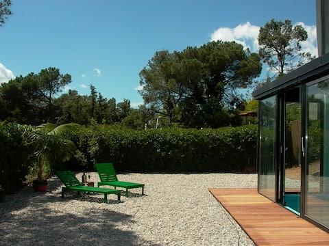 Kuća sa bazenom, 15 min Barcelona