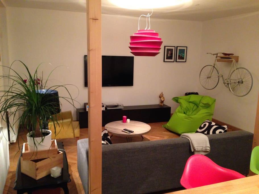 Appart standing et design de 95m appartements louer - Appartement de standing burgos design ...