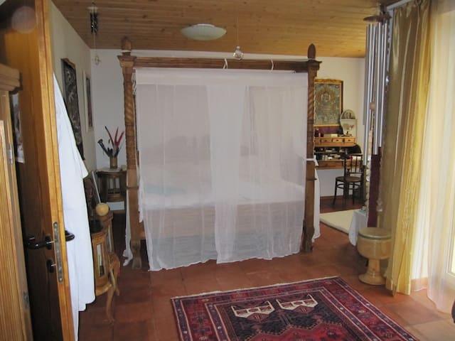 Wohnen mit Charme in den Bergen 4 - Medraz - House