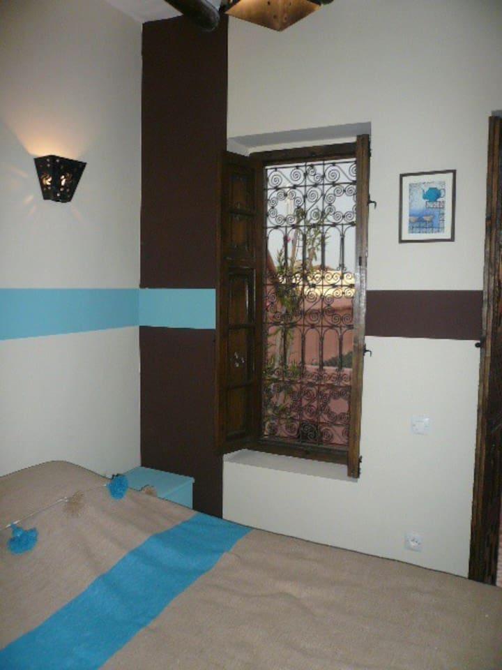 chambre Taroudant / bedroom Taroudant