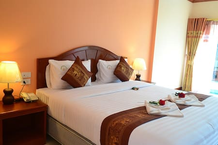 Aonang Bunk Village Resort (Superior Double Bed) - Wohnung