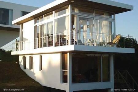 Casa con grandes vistas metros mar - Punta Rubia
