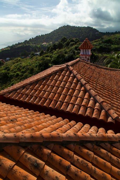 Vista desde tejado