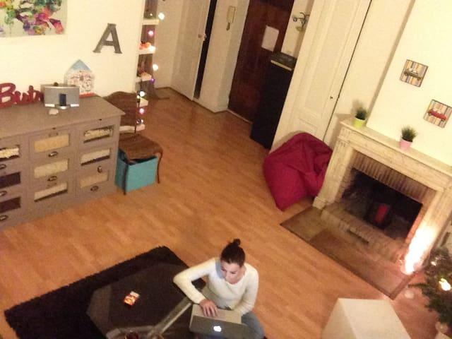 Bel appartement idéalement situé ! - Lyon - Apartament