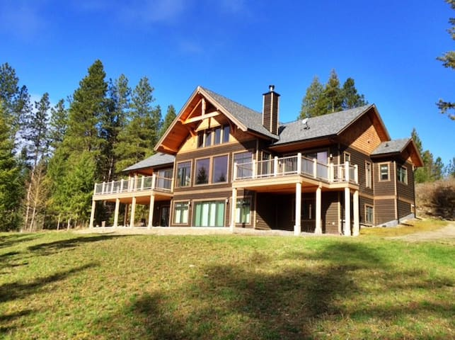 Your Mountain Retreat - Creston - House
