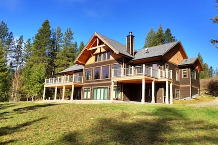 Your Mountain Retreat - Creston - Haus