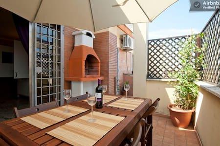 JULIA'S DOMUS ( ANGEL'S SUITE ) - Rome - Apartment