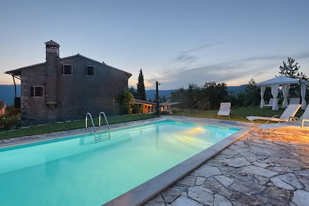 PERFECT PRIVATE ESCAPE AND HIDEAWAY - Buzet