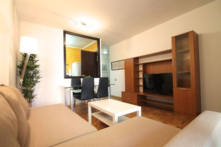 Centric apartment in Andorra center - Andorra la Vella - Apartment
