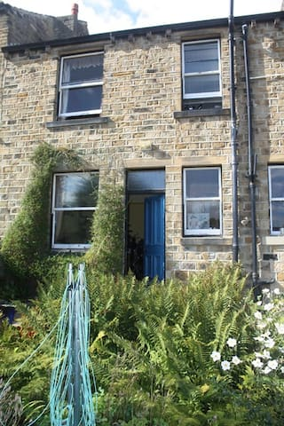 Blue Room in Almondbury - Huddersfield - Huis