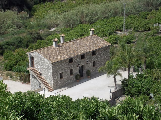 Country house 5 in the mountains - El Castell de Guadalest - Apartamento