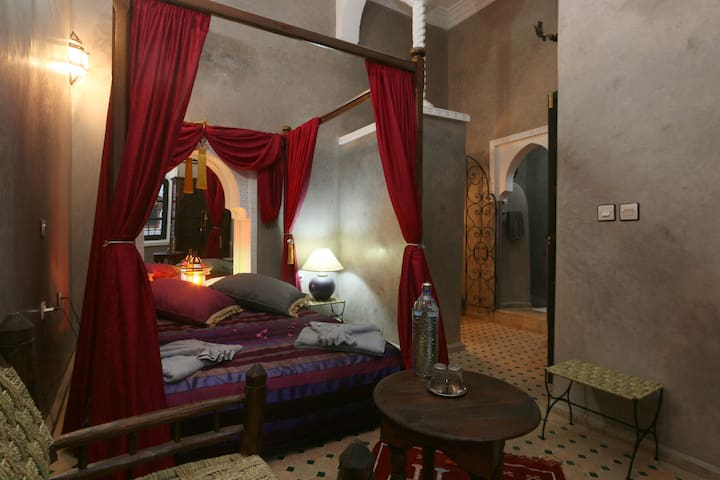 Riad El Bellar - La Suite Mamounia - Marrakesh