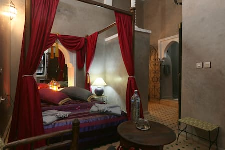 Riad El Bellar - La Suite Mamounia - Marrakesh - Bed & Breakfast