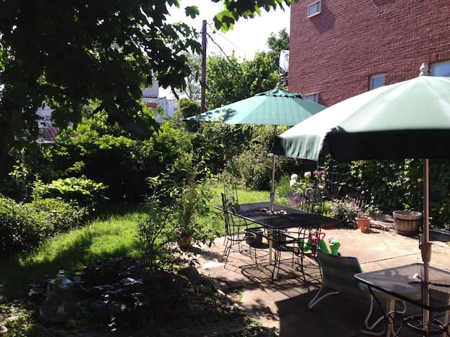Private Garden Entry - Brooklyn - Jiné