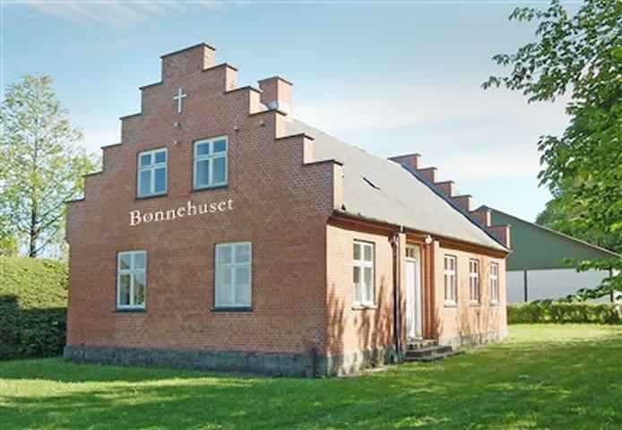 Missionshus - unik hygge på landet  - Hjørring - Haus