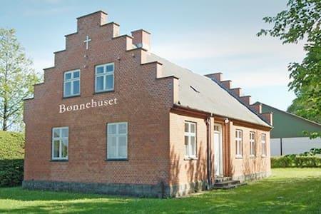 Missionshus - unik hygge på landet  - Hjørring