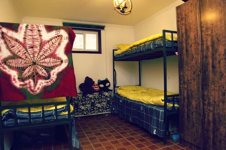胡同里的青旅,独门独栋,荏苒的一个床位留下你匆忙的脚步,后海,南锣,北海,故宫,天安门 - Beijing - Villa