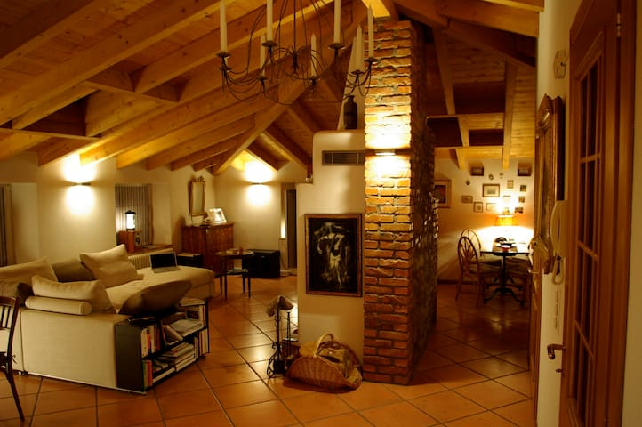 Luxury flat Lake Como & Lake Lugano - Vacallo - Apartamento