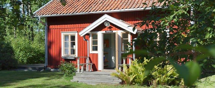 Fåfängan, ett mysigt torp i Gäddeholm (Västerås)